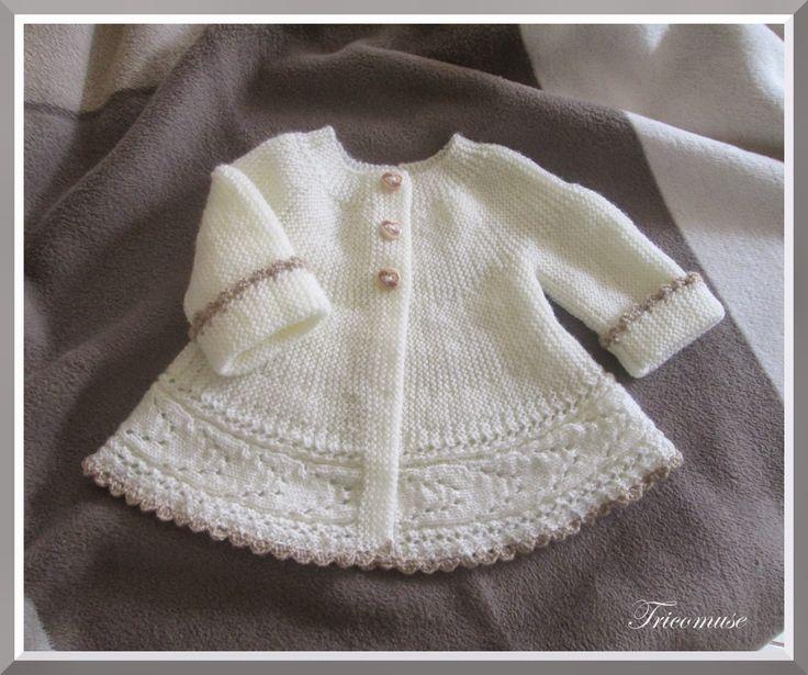 modele de tricot avec explication