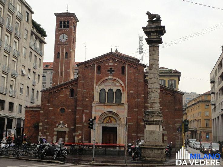 S.Babila #milano #milanodavedere www.milanodavedere.com