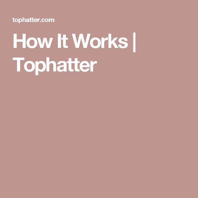 How It Works | Tophatter