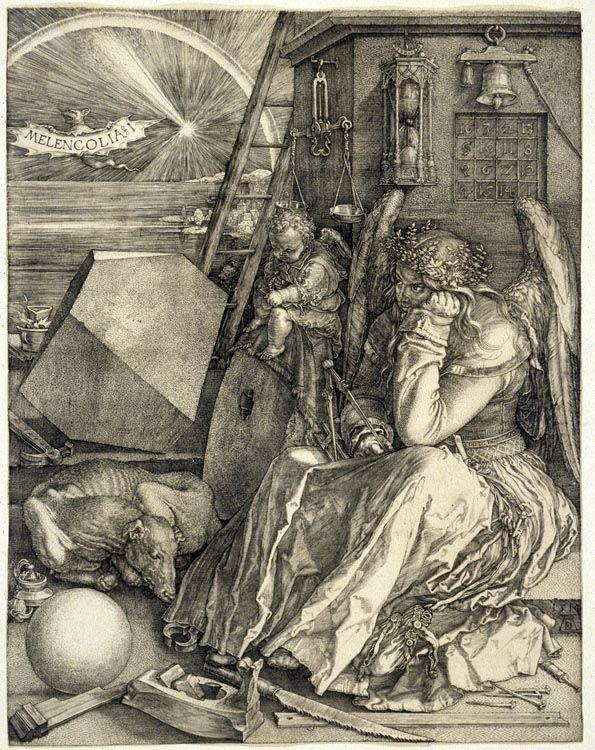 Melancholia I 1514