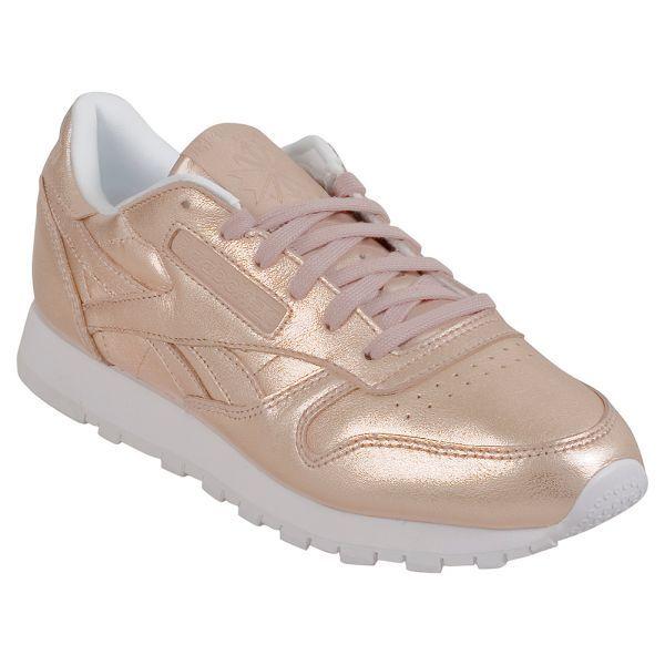 Reebok Classic Leather L Metallic Women's Low-Top Sneaker