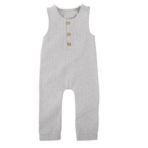 3c1ecf513 Babe Basics Linen Baby Romper by (18-24 Months)