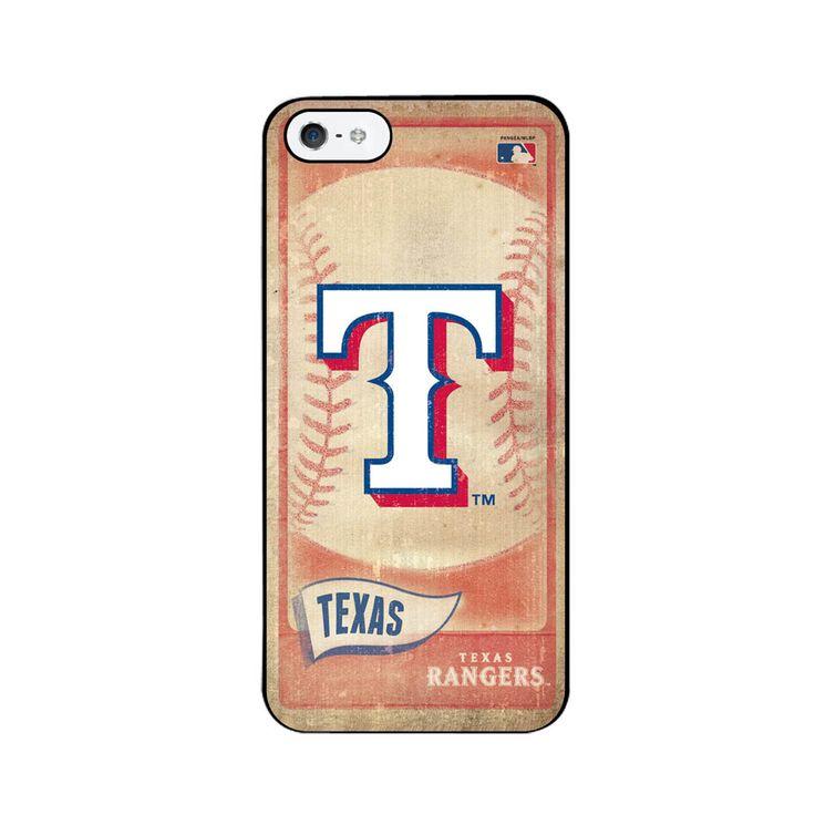 Pangea MLB Texas Rangers Pennant iPhone 5 Case
