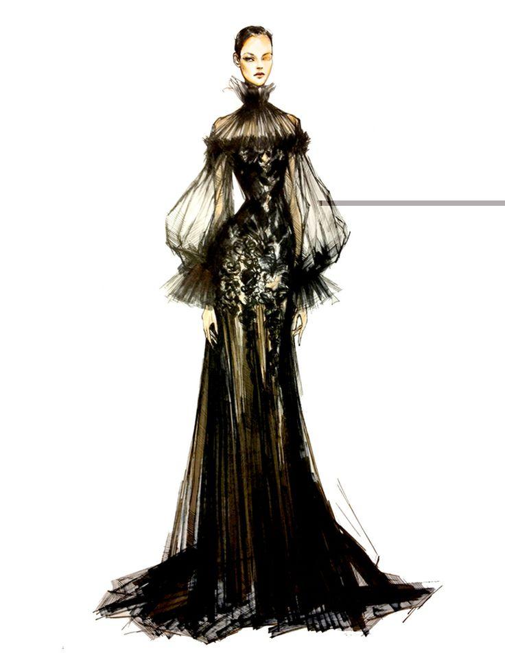 Alexander McQueen design
