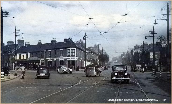 Melton Turn, Melton Road