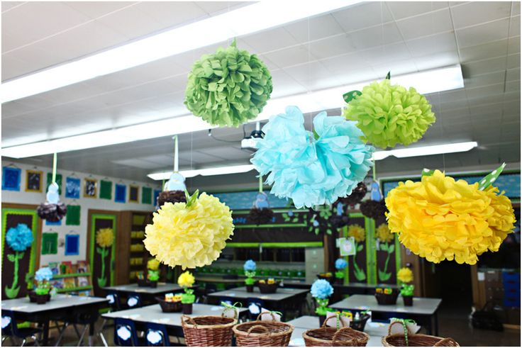 Yellow Classroom Decor ~ Best images about flower theme classroom on pinterest