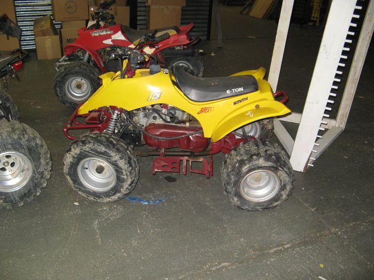1990 Viper E Ton 90cc ATV