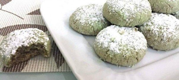 Biscotti al pistacchio Bimby morbidi Veronica