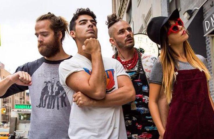 Ouça a primeira música de DNCE, nova banda de Joe Jonas