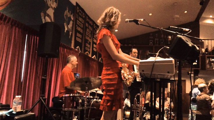 Mollie B plays at the Polka Lover's Club in Golden, CO 3-23-2014
