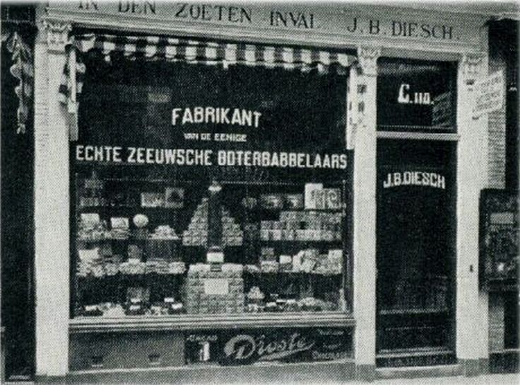 In den zoeten inval 1927