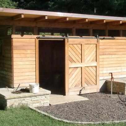 shed with sliding door & 44 best Sliding Doors images on Pinterest | Sliding doors Sheds ... pezcame.com