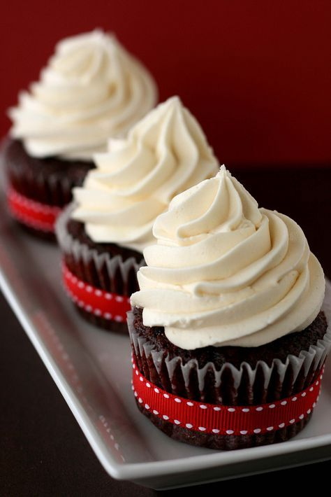 Vegan Red Velvet Cake with Cream Cheese (seriously delish). These are a huge hit at my house. Recipe can easily be used for cupcakes.