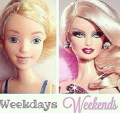Weekdays vs Weekends