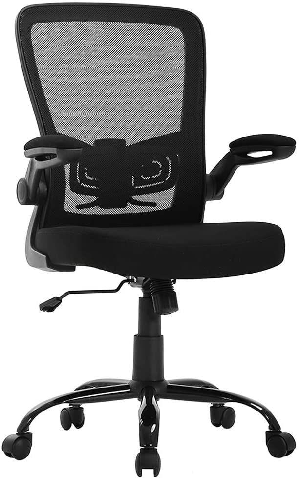 Ergonomic Mesh Office Chair Executive, Black Desk Chairs