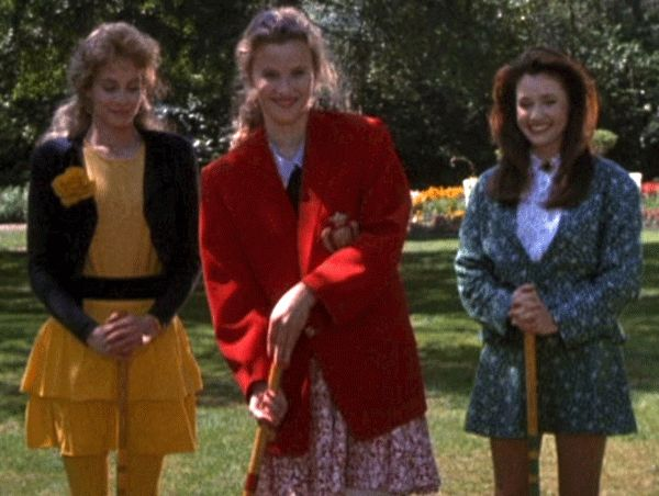 """""""Did you have a brain tumor for breakfast?"""" And with that I fell in love with the highly quotable, hilariously irreverent 1988 film, Heathers. Heathers tells the story of Veronica Sawyer, played by…"""