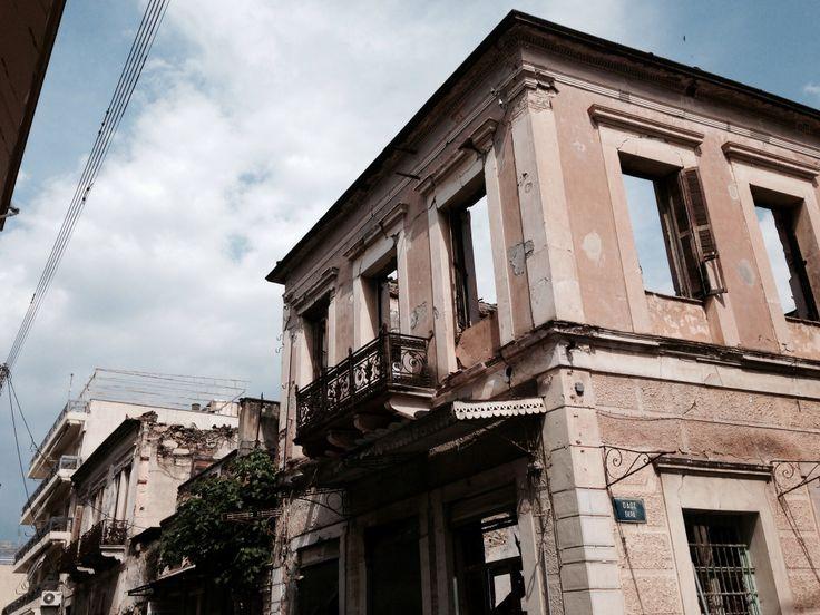 Neoclassicism Kalamata, Greece