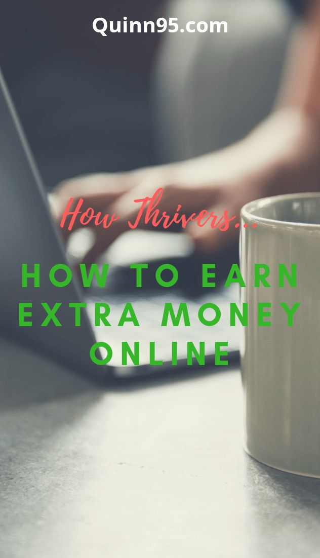Learn how to earn extra money online at the comfort of your own home! #sidehustl… – How to Side Hustles/Extra Money