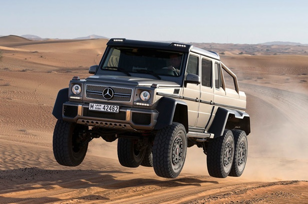 G63 AMG! you will never see this thing. for the guy who has everything.