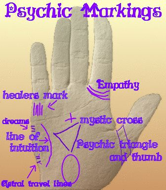 healers lines on hands | Psychic Paranormal Forums