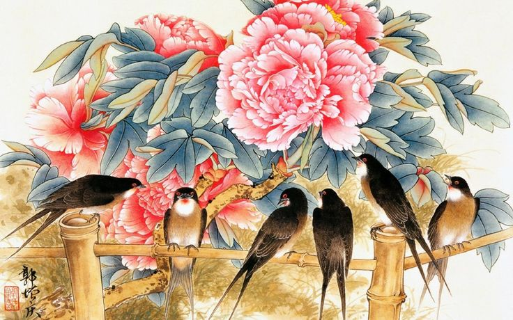 chinese-painting-flower-art-57-background-wallpapers.jpg (1920×1200)