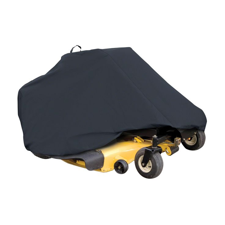 Classic Accessories Zero Turn Riding Lawn Mower Cover #73997