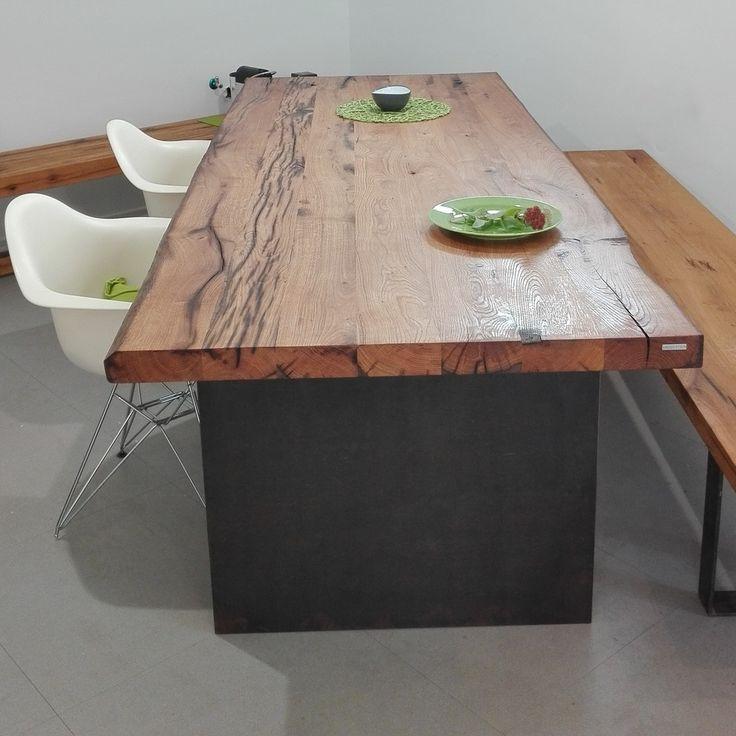 ber ideen zu altholz tische auf pinterest. Black Bedroom Furniture Sets. Home Design Ideas