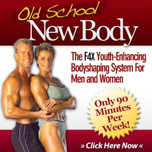 Old School New Body is a brand new e-book released with techniques to help people over the age of 40 making them look and feel younger. Read on my honest pros and cons of Old School New Body review here...  http://sett.com/oldschoolnewbodyreview