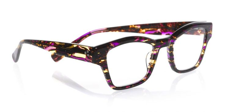 Ditch the fashion police! (with eyebobs Jail Bait reading glasses in new magenta tortoise)