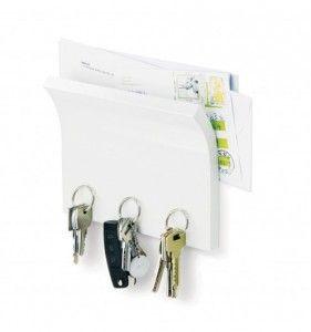 accroche-cle-magnetique-et-porte-courrier-umbra