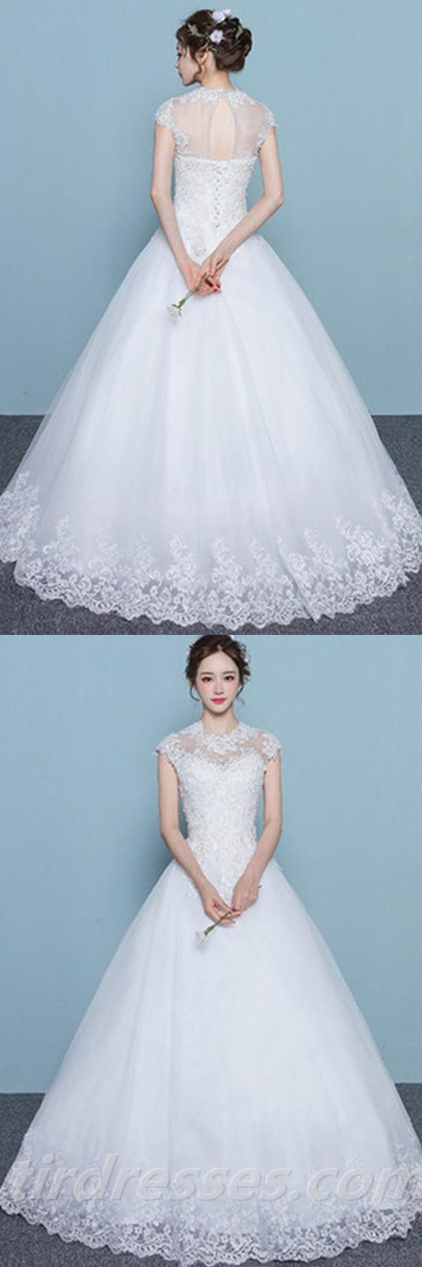 Mejores 18 imágenes de Vestits núvia en Pinterest | Vestidos de ...