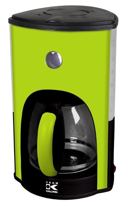 Design-Kaffeeautomat #green #grün #kitchen #coffee
