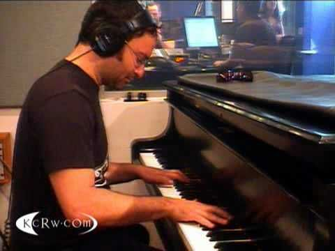 """Stars performing """"Fixed"""" on KCRW"""