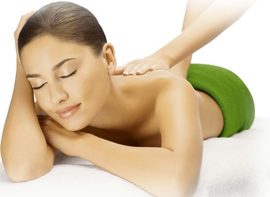 Enjoy a Body massage