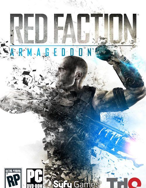 Red Faction: Armageddon  EU Region: EU Language: en Platform: Steam  https://gamersconduit.com/product/red-faction-armageddon-steam-eu/