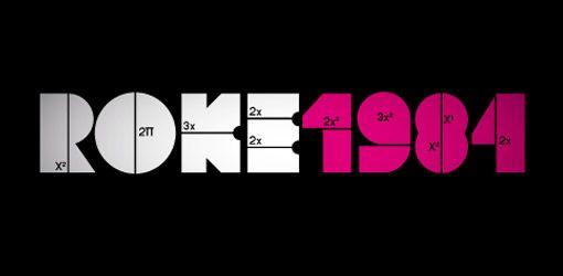 Fonts Inspiration: Roke 1984