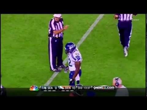 Robert Turbin 2012 Preseason vs. Denver Broncos