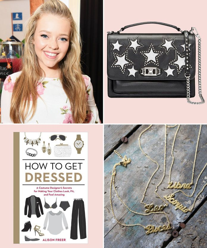 17 Year Old Actress Jade Pettyjohn Shares Her Stylish Gift Ideas For Teens Stylish Gifts Old Actress Stylish