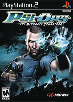 Anyone else really sad there was never a sequel to Psi-Ops:The Mindgate Conspiracy?