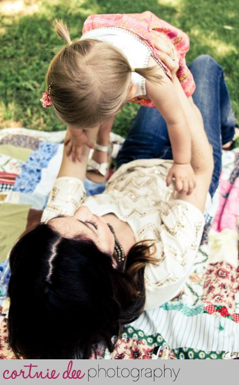 Mal and Zoie | Family Photoshoot