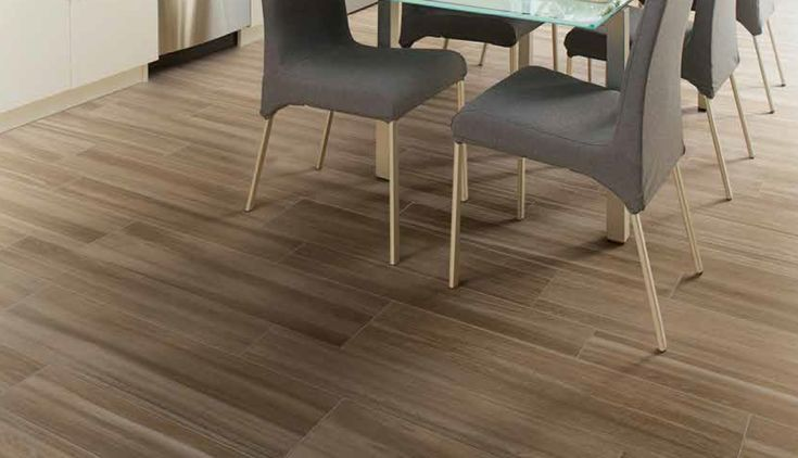 Create your dream contemporary dining room with marazzi for Harmony ceramic tiles