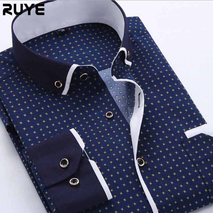 Cheap shirt, Buy Quality shirt 100 directly from China shirt collection Suppliers:                2014 High Quality Men'S Brand  Shirt Business Shirt Men'S Long-Sleeved Double Collar Slim Social Shi