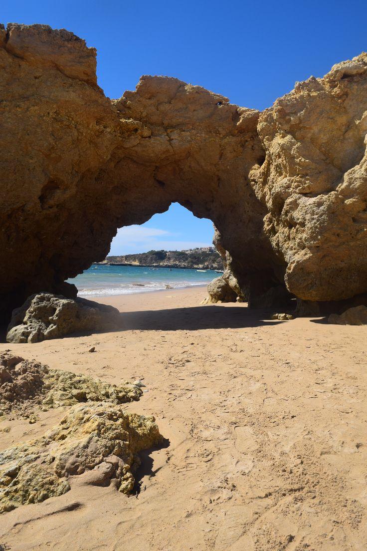 Praia de Oura Algarve Portugal