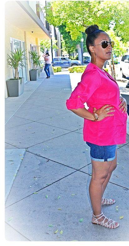 Bump Watch Tamera Mowry Housley S Pregnancy In 9 Photos