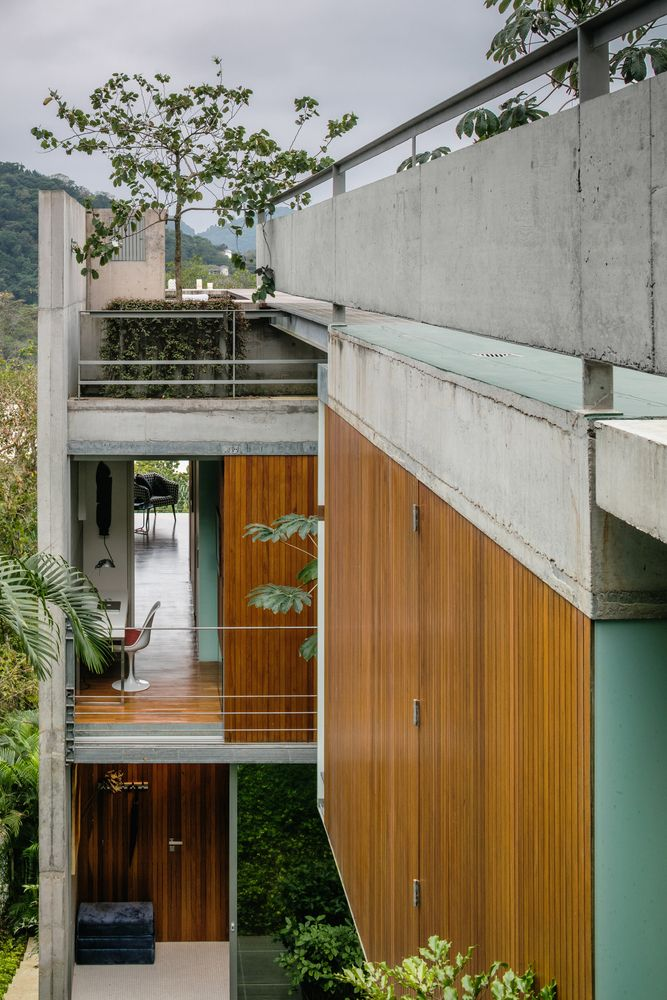 Gallery of Ubatuba House II / SPBR Arquitetos - 28