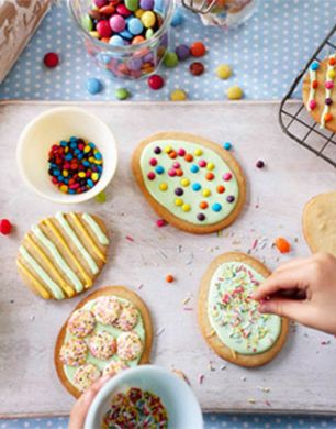 A Basic Biscuit Recipe; Easter Baking Is Fun and Easy | StyleNest