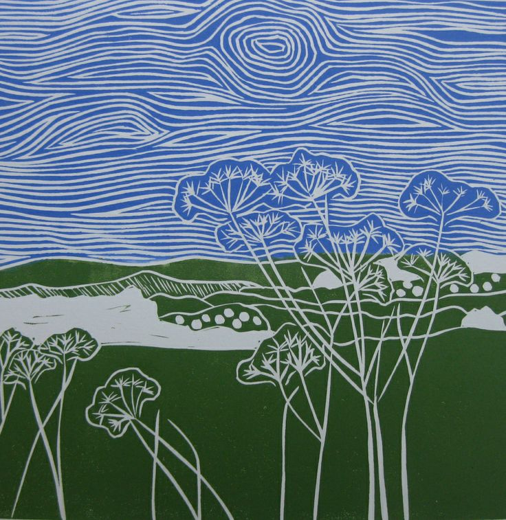 South Downs by Sue Collins