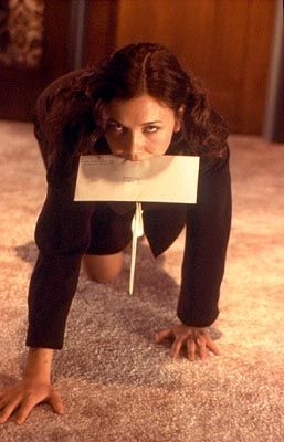 Secretary.  one of my all time fav moves . . . and it is a bit twisted. @Tondra Herridge Robinson