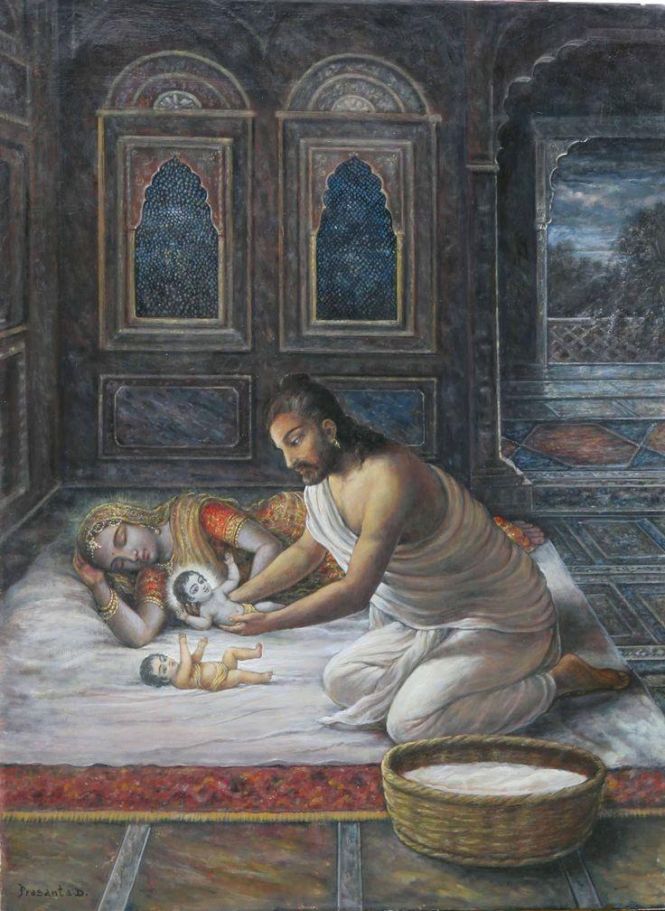Sri Krishna Janmastami - Krishna and Mahabharata: historical reality http://krsnabook.com/ch3.html