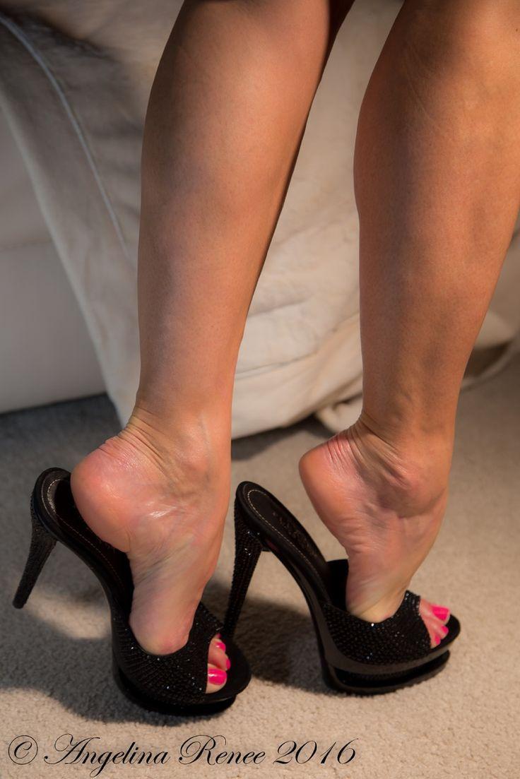 Risultati immagini per high heels mules shoes